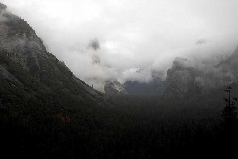 Obligatory Yosemite Valley postcard Photo