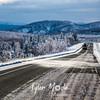 60  G Snowy Blown Road