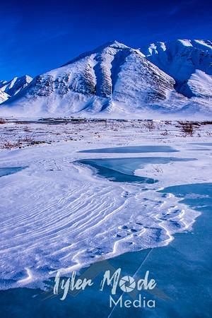 Winter in Alaska March 2016