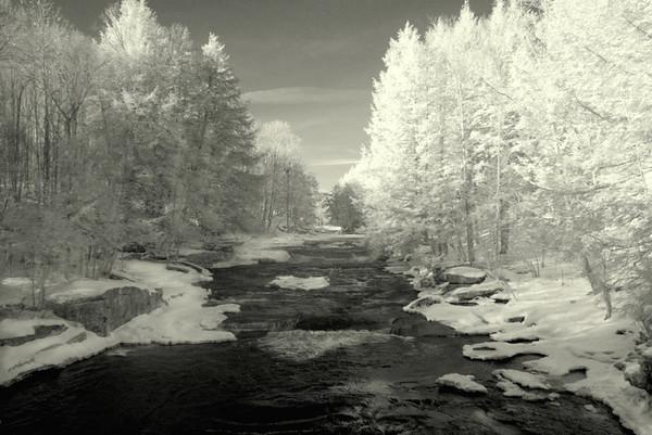 Pocono Winter