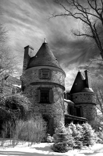 Grey Towers, Milford PA