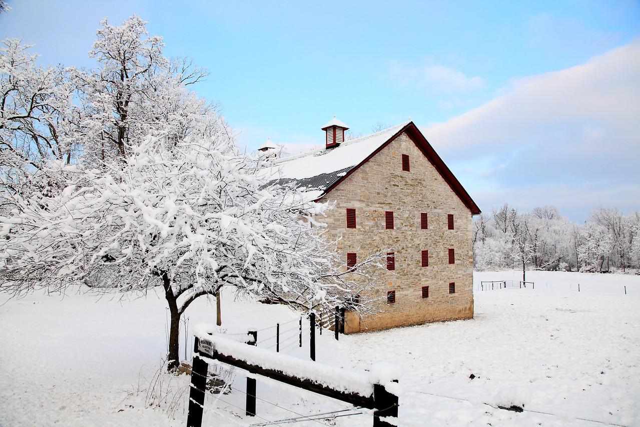 Oak Hall Farm.