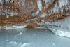 Apostle Islands Lakeshore ice caves #7