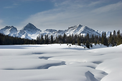 Chester Lake, Kananaskis