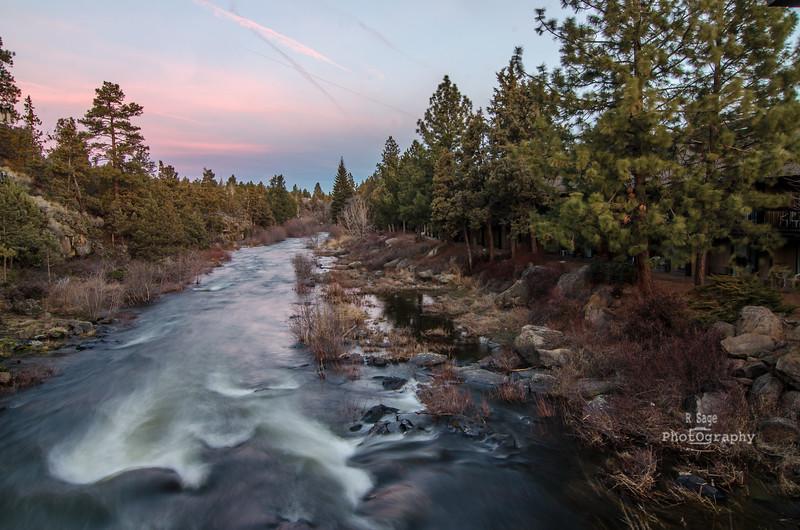 deschutes river surise-8534