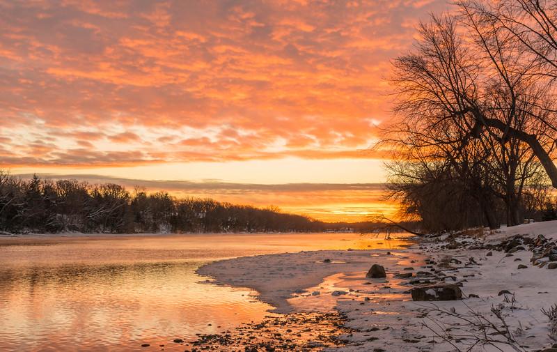 Mississippi Sunrise