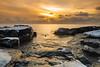 Stoney Point at sunrise