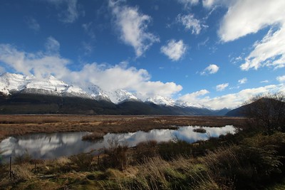Glenorchy Lagoon Reflections