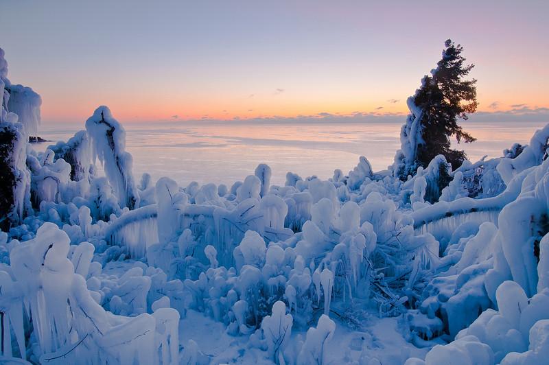 MNWN-11145: Chrystal Bay ice