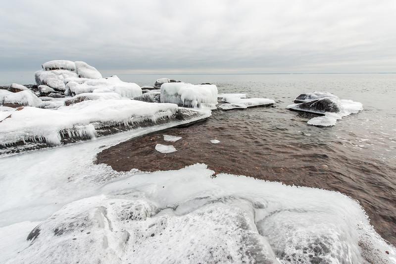 Brighton Beach on Lake Superior