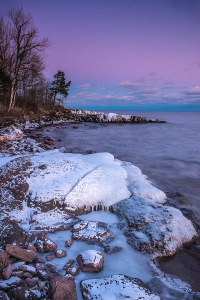 MNWN-13-9: North Shore glow