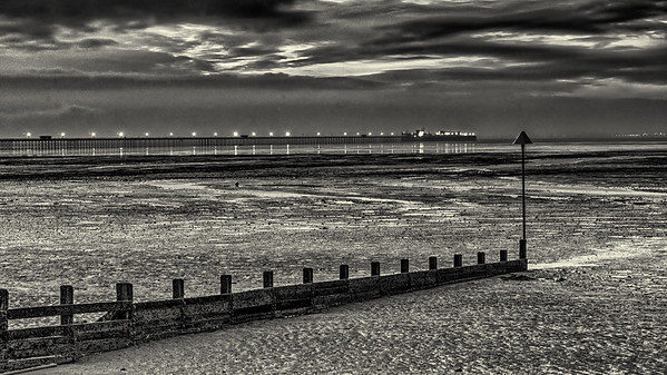 Dawn at Southend Beach-2