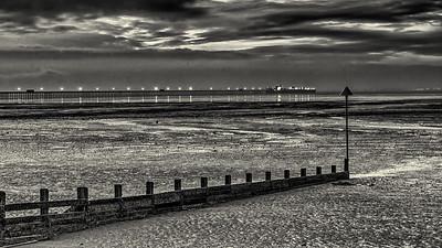 Dawn at Southend Beach-2