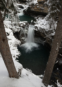 Johnston's Canyon, Banff