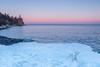 Laker Superior twilight