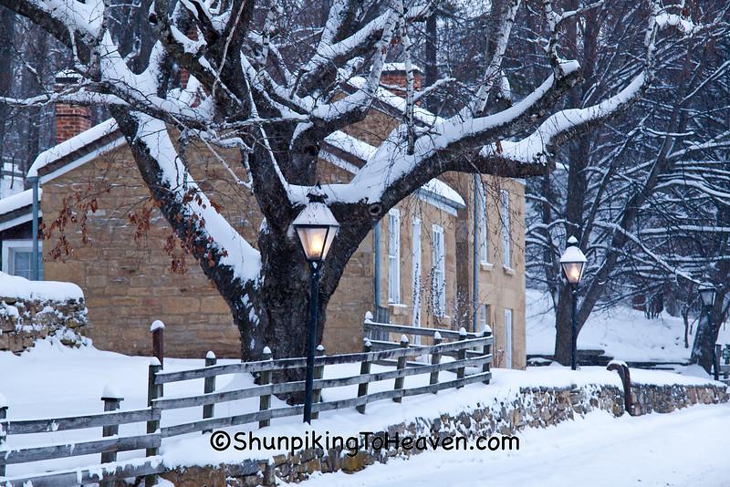 Christmas Day, Iowa County, Wisconsin