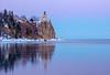 Splitrock Lighthouse at twilight