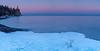 Twilight at Split Rock Lighthouse