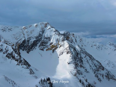 Red Stack Mountain - Snowbird, Utah