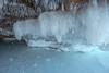Apostle Islands Lakeshore ice caves #1