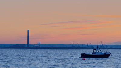 Shoebury Sunset
