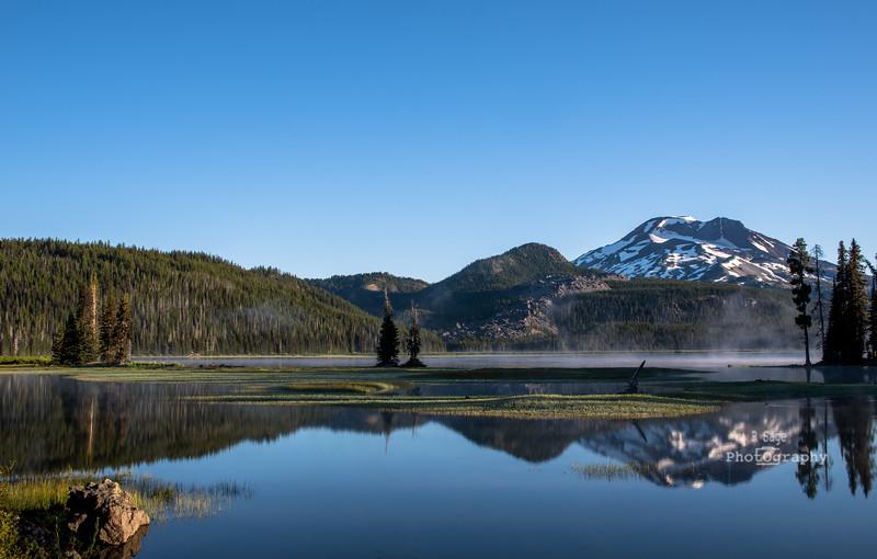 sparks lake summer morning-1732