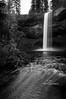 south falls b&w-7222