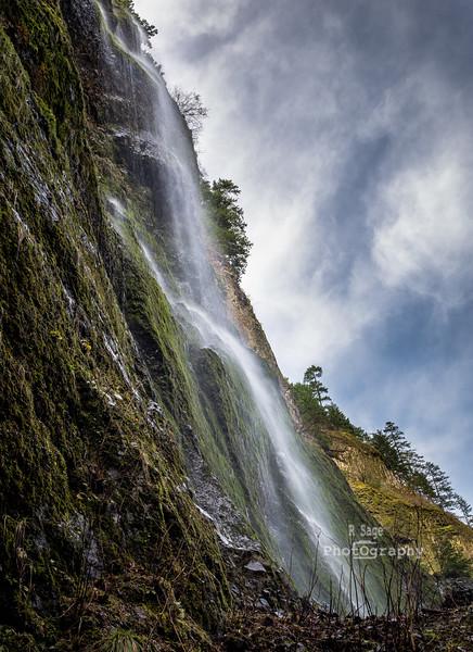 cascading misty falls-7711