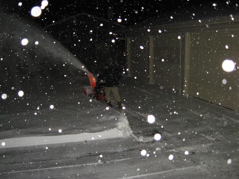 """07"" First Snow"