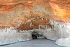 Apostle Islands Lakeshore ice caves #4