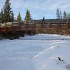 Wooden Bridge needs paint