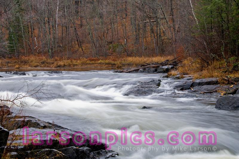 La Salle Falls - Florence, Wisconsin