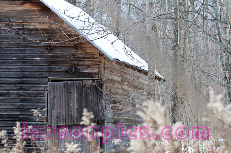 Horse Shed in Florence Wisconsin