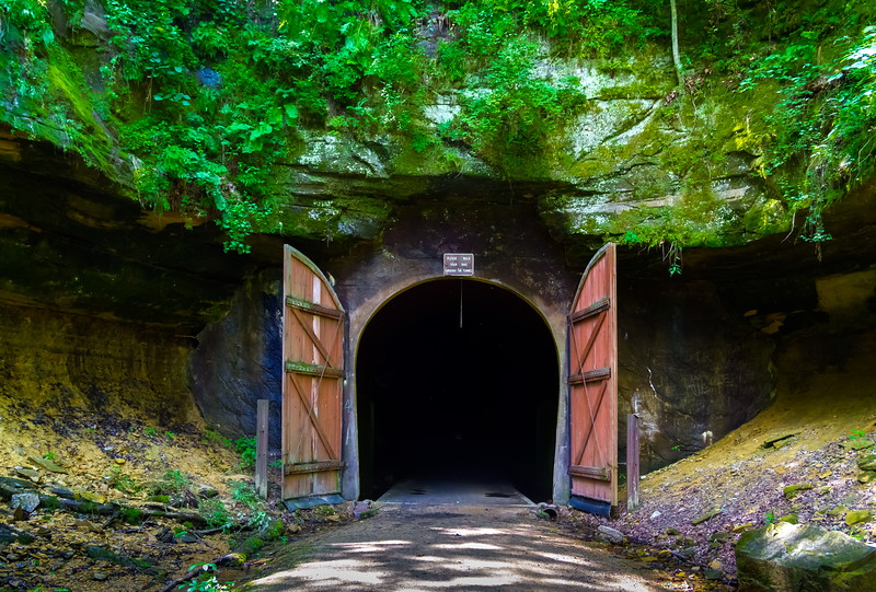 Tunnel on the Trail