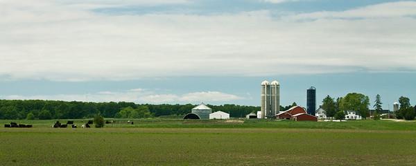 Door County Farmland