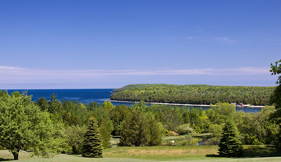 Door County, WI. Scenic Views