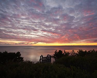 North Truro sunset