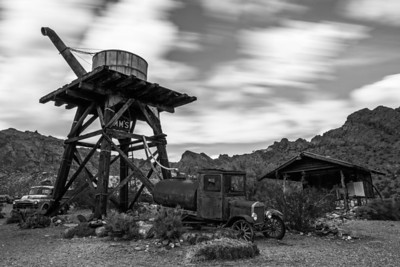 Explore this amazing ghost town in the desert!  Read the whole story in two parts @ http://goo.gl/f8HgpU  And @ http://goo.gl/GTD70D