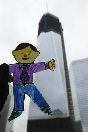 World Trade Center Memorial 1201