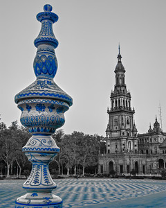 Blue Plaza