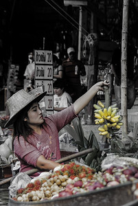 Thai Floating Vendor