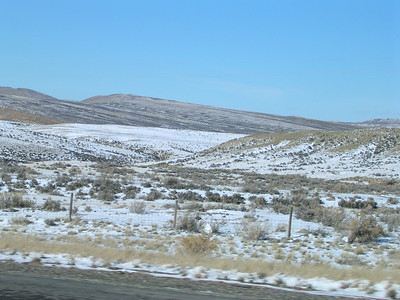 Wyoming Winter Scapes