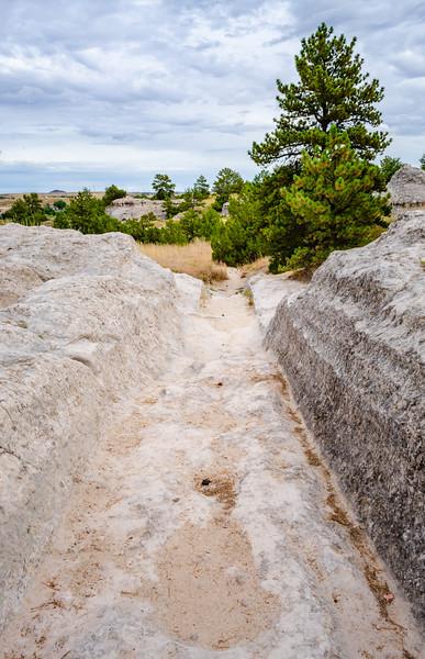 Oregon Trail Ruts State Historic Site