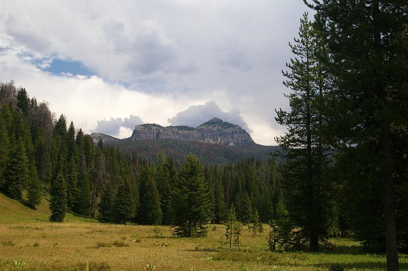 Smokehouse Mt. Bridger-Teton NF