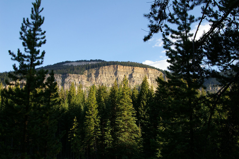 Within Bridger-Teton NF