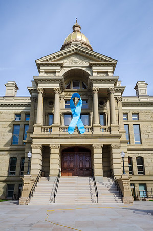 Wyoming, State Capitol