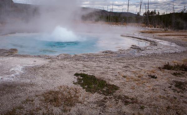 Boiling Earth