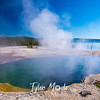 582  G Abyss Pool and Yellowstone Lake