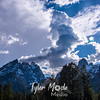 37  G Tetons Towering Cloud