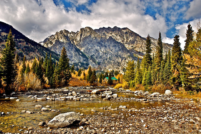 Teton Stream